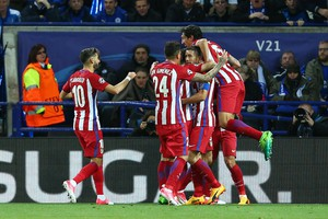 Leicester City-Atletico Madrid (ANSA)