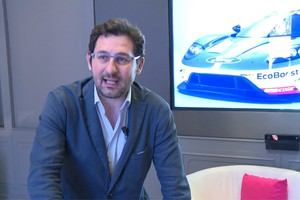 Andrea Del Campo nuovo FCSD marketing manager di Ford Italia (ANSA)
