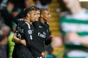 Celtic Glasgow vs Paris Saint-Germain (ANSA)