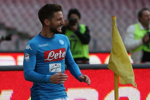 Dries Mertens (ANSA)