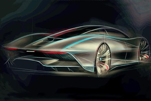 McLaren Speedtail, sportiva da 400 all'ora in cerca di pista (ANSA)
