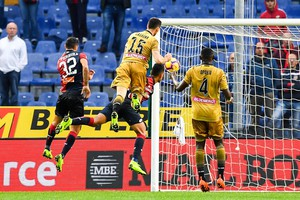 Serie A: Genoa-Udinese 2-2  (ANSA)