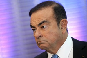 Ghosn (ANSA)