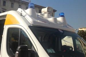 Ambulanza 118 (ANSA)