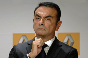 Carlos Ghosn, CEO Renault (ANSA)