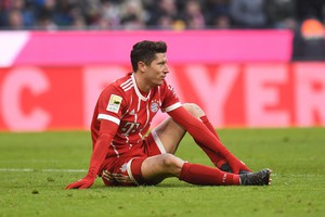 FC Bayern Munich vs Hertha BSC Berlin (ANSA)