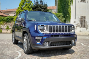 Jeep Renegade (ANSA)