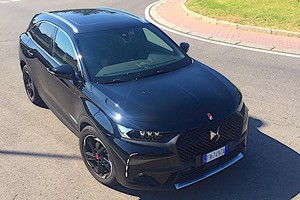 Con turbo da 225 Cv la DS7 Crossback guadagna brillantezza (ANSA)