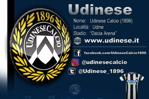 Serie A 2018-2019: Udinese (ANSA)
