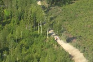 GLI HIGHLIGHTS DEL RALLY DI FINLANDIA - Video 3 (ANSA)