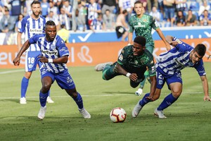 Alaves vs Betis (ANSA)