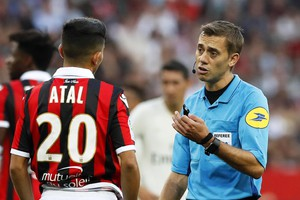 OGC Nice vs Paris Saint-Germain (ANSA)