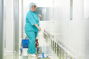 Per igienizzare gli ospedali arrivano i disinfettanti viventi (ANSA)