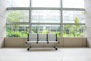 L'interno di un ospedale (ANSA)
