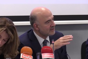 Mes, Moscovici: