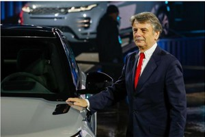 Il CEO di Jaguar Land Rover, Ralf Speth (ANSA)