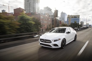 Mercedes, il design di Classe A Sedan (ANSA)