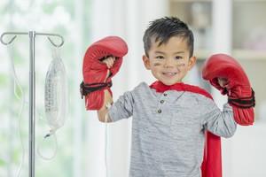 In Italia 44.000 bimbi e ragazzi hanno superato il tumore (ANSA)