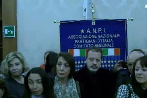 Mattarella rende omaggio ad Adriano Ossicini (ANSA)