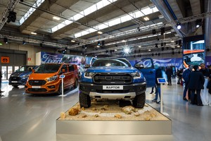 Ford Transpotec 2019_Stand_1 (ANSA)