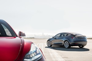 Tour Tesla in Italia sino a maggio per far guidare Model 3 (ANSA)