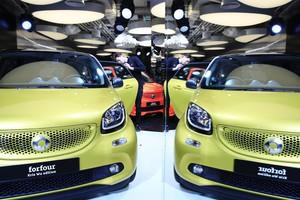 Daimler verso la vendita del 50% di Smart alla cinese Geely a0d6401e7ec8