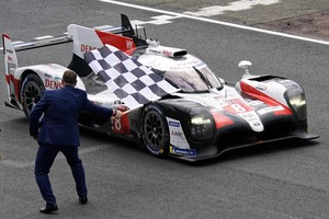 Le Mans 24-hour race (ANSA)