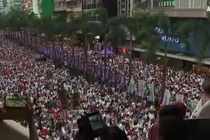 868e329567 Video Un milione a Hong Kong contro estradizione in Cina (ANSA)