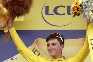 Tour de France, Ciccone maglia gialla (ANSA)