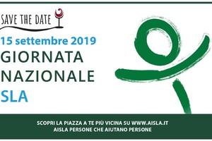 Giornata Nazionale sulla SLA in 150 citt italiane (ANSA)
