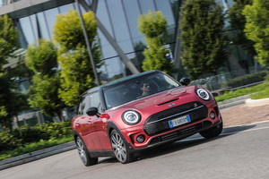 Mini Clubman Cooper SD ALL4 (ANSA)