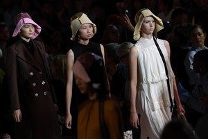 Milan fashion week: Prada (ANSA)