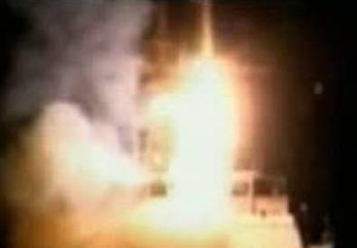 Nave turca bombardata al largo della Libia, 1 morto (ANSA)