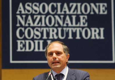 Buzzetti,lavori in house tolgono 1,5 mld ad altri (ANSA)