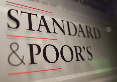 Il logo di Standard and Poor's (ANSA)