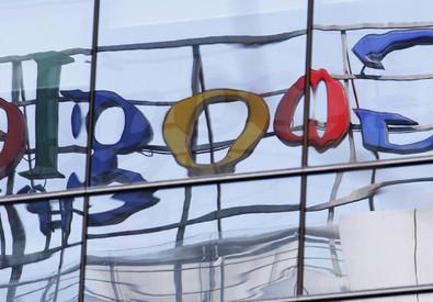 Il logo di Google  in un'immagine d'archivio (ANSA)