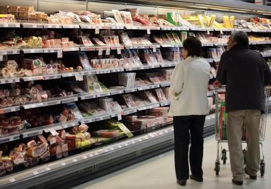 Consumi, al Nord la spesa famiglie costa +831 euro più che al sud (ANSA)