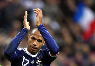 Thierry Henry (ANSA)
