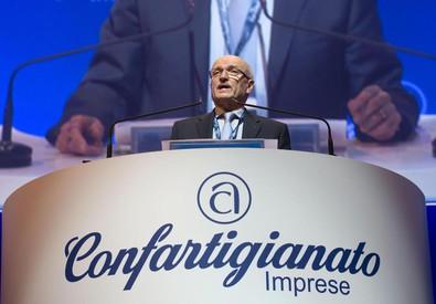 Giorgio Merletti (ANSA)