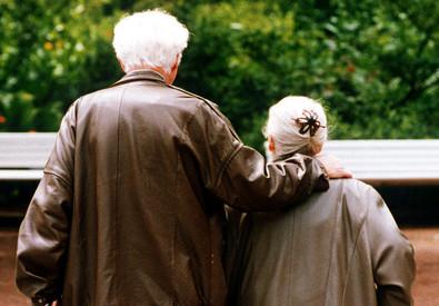 Metà delle pensioni sotto i 1.000 euro al Sud (ANSA)