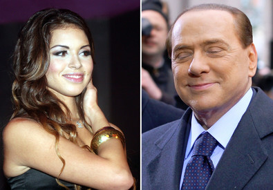 Ruby e Berlusconi (ANSA)