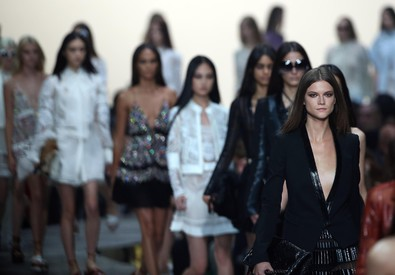 Milan Fashion Week: Roberto Cavalli (ANSA)
