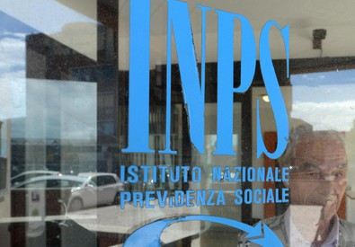Sede Inps (ANSA)