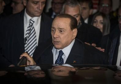 Silvio Berlusconi (archivio) Ansa/Angelo Carconi (ANSA)