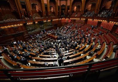 L'Aula della Camera (ANSA)