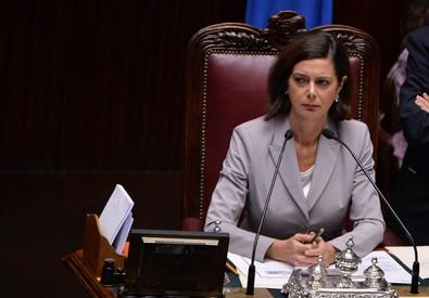 Laura Boldrini (ANSA)
