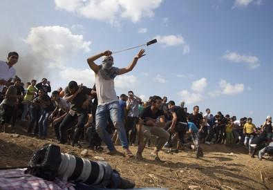 Tensioni in Medio Oriente, 6 i palestinesi morti. Hamas lancia Intifada (ANSA)