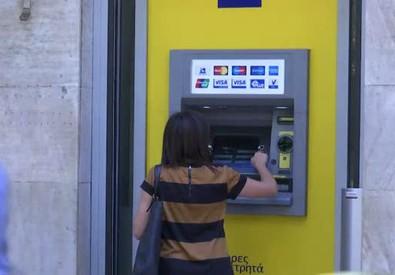 Alle banche greche servono 14,4 miliardi (ANSA)