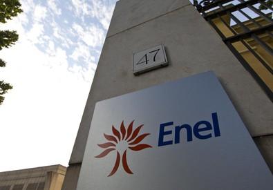 Una sede Enel (ANSA)