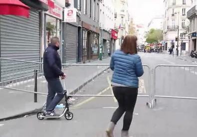 Parigi, viaggio nella citta' fantasma (ANSA)
